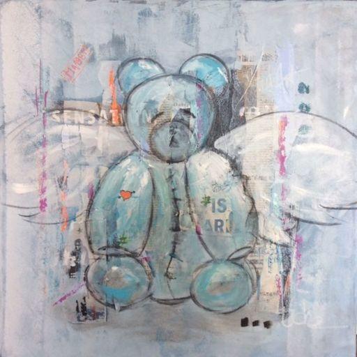 Dominique HEITZ - Painting - Sensation