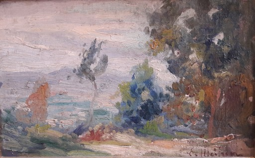 Eliseo MEIFRÉN ROIG - Painting - PAISAJE