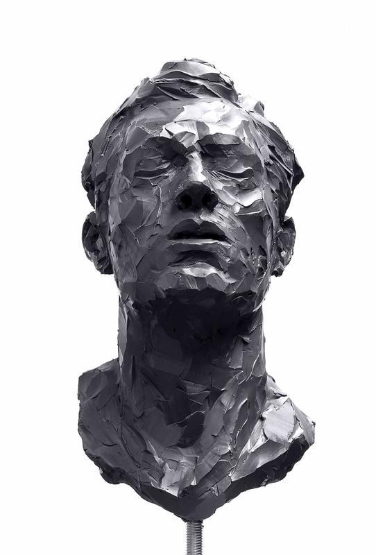 Yoann MERIENNE - Sculpture-Volume - Jeune homme
