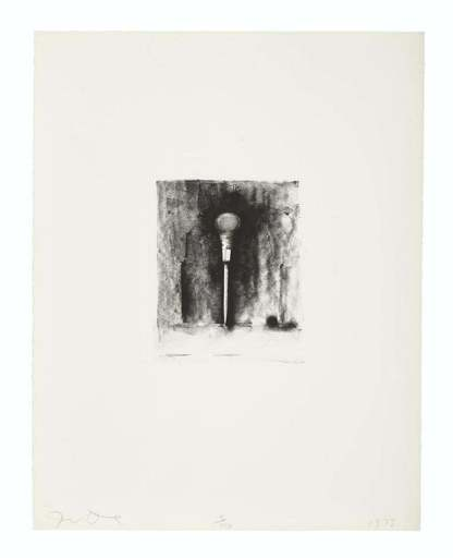 Jim DINE - Print-Multiple - Awl