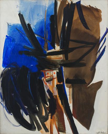 Huguette Arthur BERTRAND - Painting - Raz de Marée