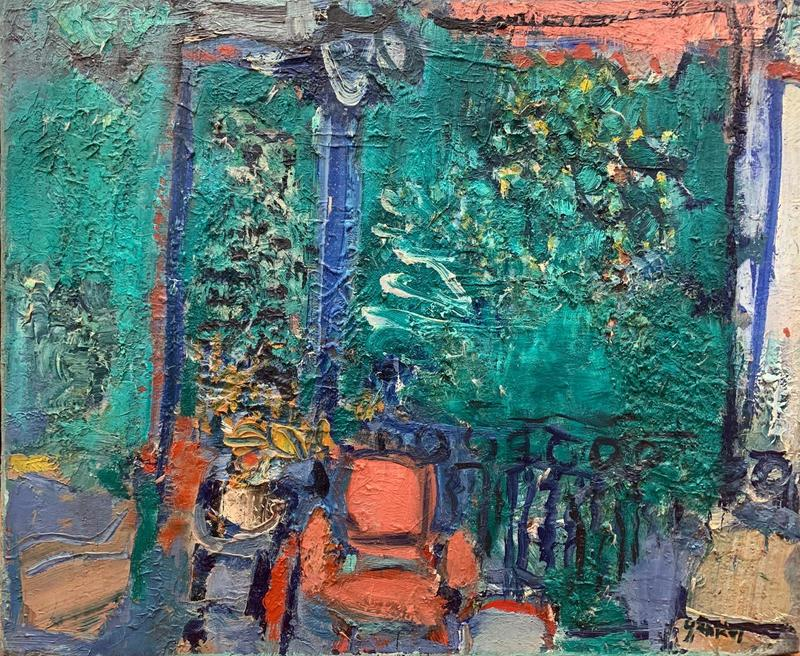 Jacques YANKEL - Painting