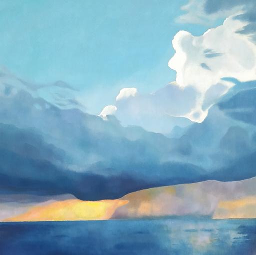Marie-Pierre AUTONNE - Peinture - L'Ombre et sa Lumière