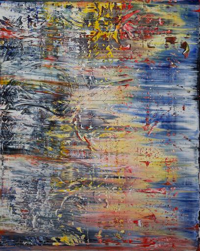 Harry James MOODY - Peinture - Abstract Elene No.427
