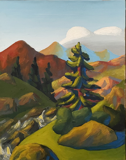 SALVO - Pintura - Senza titolo