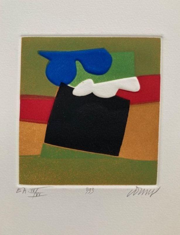 Bertrand DORNY - Print-Multiple - Suite des Architectures non répertoriées