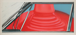 James ROSENQUIST, Red Highway Trust