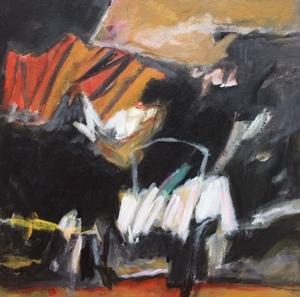 Irène DARGET-BASTIEN - Painting - Sans titre