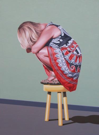 Erlend STEINER LOVISA - Pintura - Sonke 3    (Cat N° 5936)
