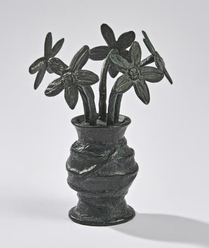 Hubert LE GALL - Vase E verso