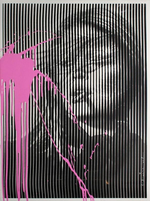 MR BRAINWASH - Druckgrafik-Multiple - Brigitte Bardot