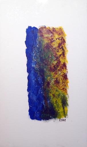 Kyna DE SCHOUEL - Peinture - Pachamama