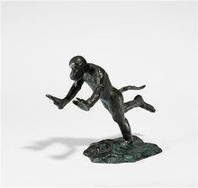 Jörg IMMENDORFF - Sculpture-Volume - Anschub