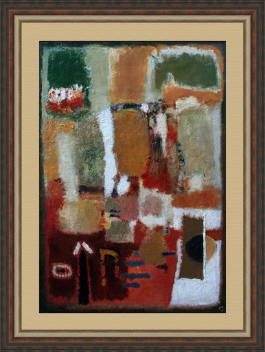 Levan URUSHADZE - Gemälde - Composition # 83