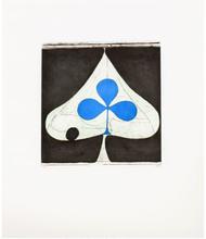 Richard DIEBENKORN - Print-Multiple - Blue Cube