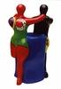 Niki DE SAINT-PHALLE - Escultura - The Couple
