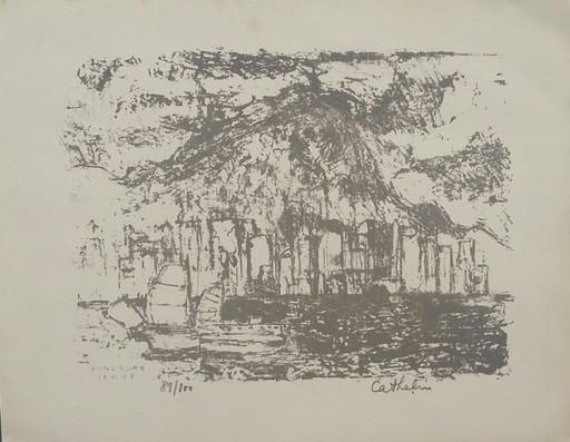 Bernard CATHELIN - Print-Multiple - HONG KONG
