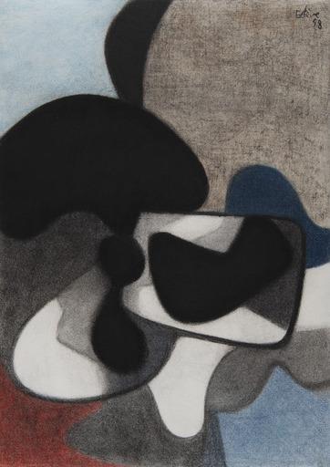 Maurice ESTEVE - Zeichnung Aquarell - Sans titre