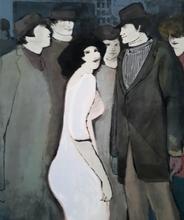 David SCHNEUER - Print-Multiple - Cafe
