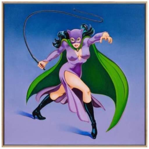 Mel RAMOS - Druckgrafik-Multiple - Cat Woman