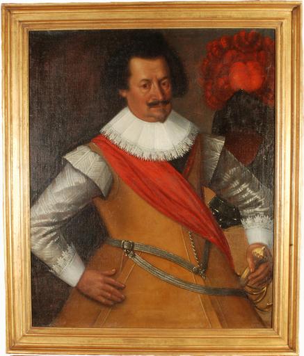 Carlo Francesco NUVOLONE - Pintura - Ritratto di gentiluomo