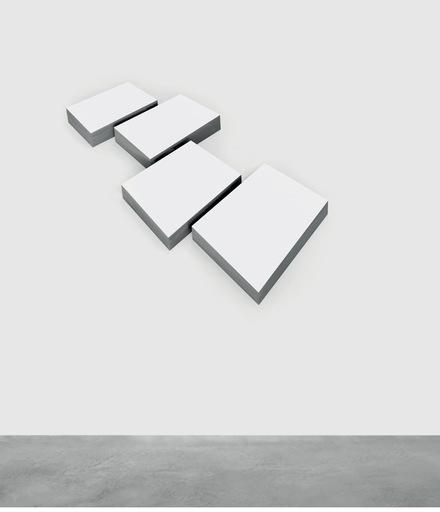 Wolfram ULLRICH - Scultura Volume - Mist