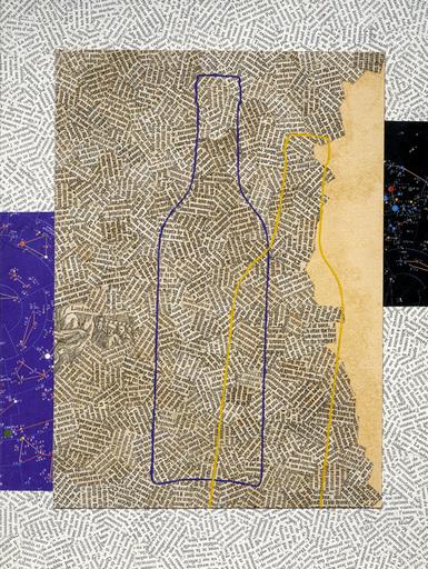 Jiri KOLAR - Gemälde - Il Vino degli Eretici