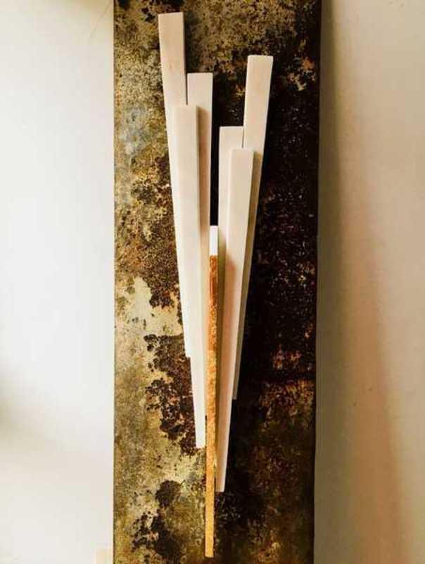 Gioni David PARRA - Sculpture-Volume - Bladelight concert