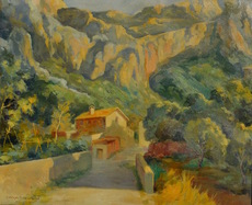 Georges TCHERKESSOFF - Painting