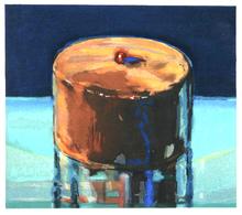 伟恩•第伯 - 版画 - Dark Cake