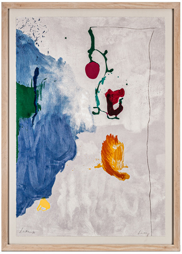 Helen FRANKENTHALER - Druckgrafik-Multiple - Eve