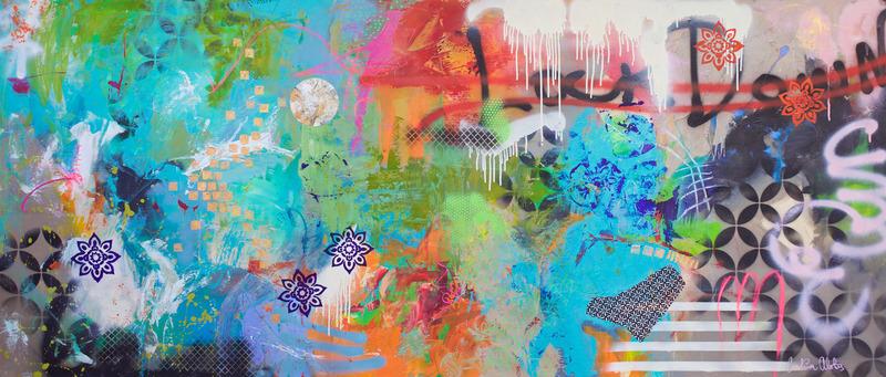 Carolina ALOTUS - Painting - After lockdown
