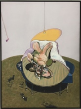 Francis BACON (1909-1992) - Lying Figure