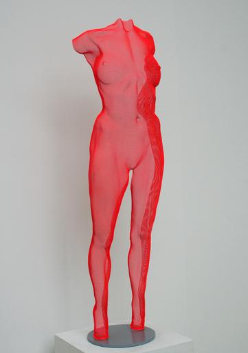 David BEGBIE - Sculpture-Volume - Feme