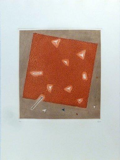 Arthur Luiz PIZA - Estampe-Multiple - Fragment singulier