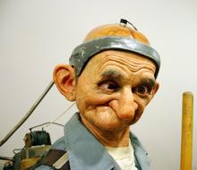 Thomas KUEBLER - Escultura - Slappy