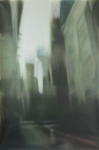 Jean-Marc AMIGUES - Pittura - Hong Kong 3