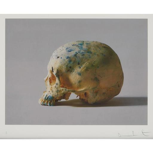 Damien HIRST - Print-Multiple - Studio Skull II