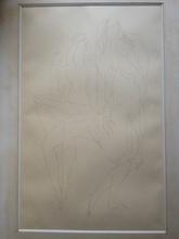 Joseph CSAKY - Drawing-Watercolor - 3 FEMMES  NUES