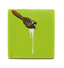 Tieri TDM - Escultura - Incompression 572 Spraybrush (Vert)