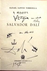萨尔瓦多·达利 - 水彩作品