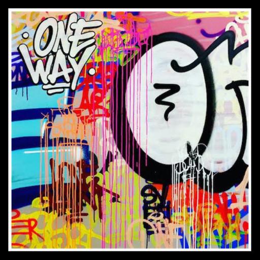 SVEN - 绘画 - One Way