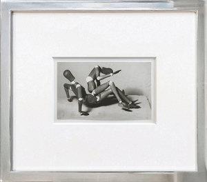 MAN RAY - Fotografia - Mr. and Mrs. Woodman #16