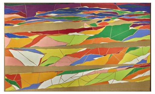 Piero DORAZIO - Peinture - WAIFER