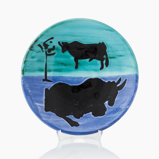 巴勃罗•毕加索 - 陶瓷  - Toros