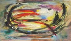 Ernest ENGEL-PAK - Peinture