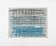 Günther FÖRG - Drawing-Watercolor - Unikat II