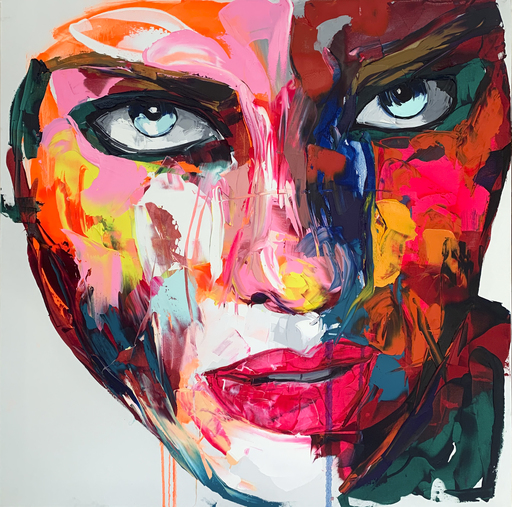 Françoise NIELLY - Painting - Quoi!