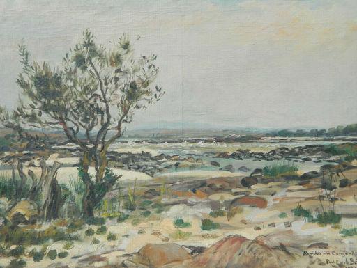 Paul-Émile BÉCAT - Pintura - PAYSAGE - AFRIQUE - CONGO