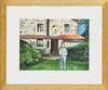 Enrique MARTY - Drawing-Watercolor - A Sleepwalker